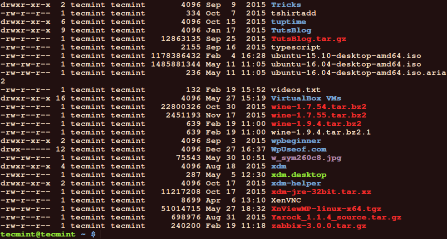 Command-Line-File-Manager
