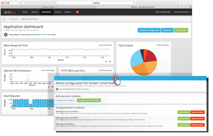 Graylog-Linux-Log-Management-Tool