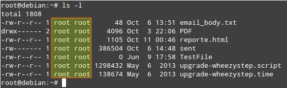 Linux-File-Listing