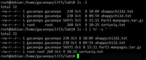 LFCS: как использовать команду «sed» GNU для создания, редактирования и манипулирования файлами в Linux -- LFCS часть 1