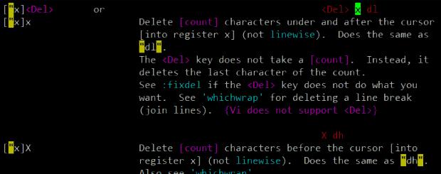 Vi-Editor-Online-Help