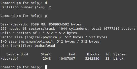 Разделение устройств хранения, форматирование файловых систем и настройка раздела подкачки -- LFCS часть 4