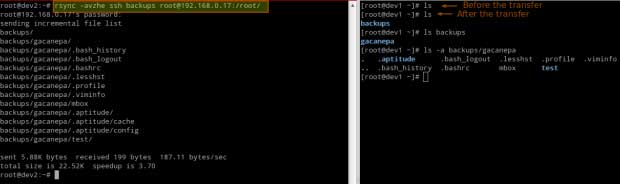rsync-Synchronize-Remote-Files
