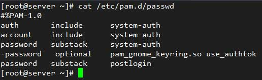 PAM-Configuration-File-for-Linux-Password