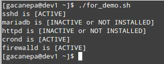 Services-Monitoring-Script