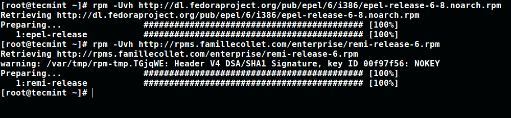 Install-EPEL-and-Remi-Repo