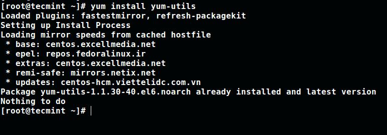 Install-Yum-Utils