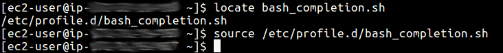 Find-and-Source-Bash-Completion