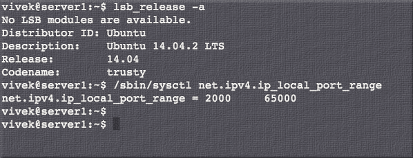 Linux-Local-Port-Range