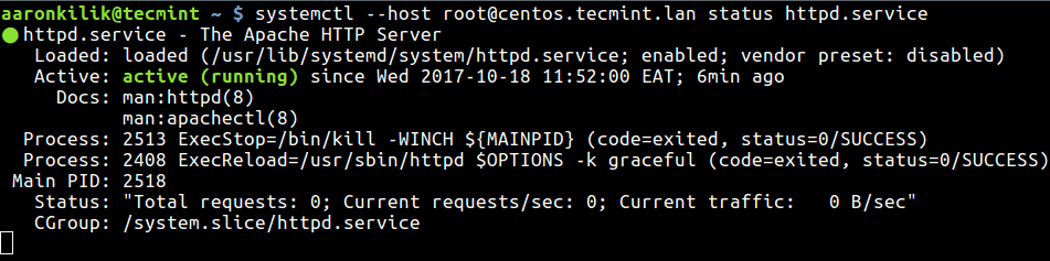 Manage-Systemd-Service-on-Remote-Linux