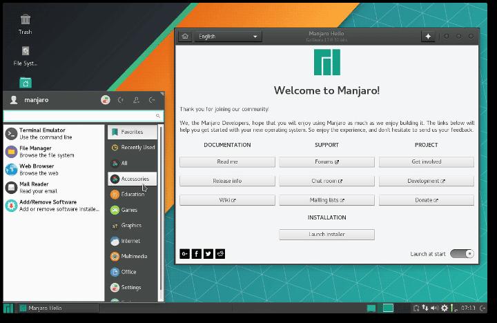 Manjaro-Linux