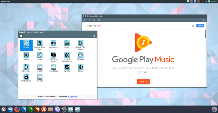 Nuvola-Player-for-Linux