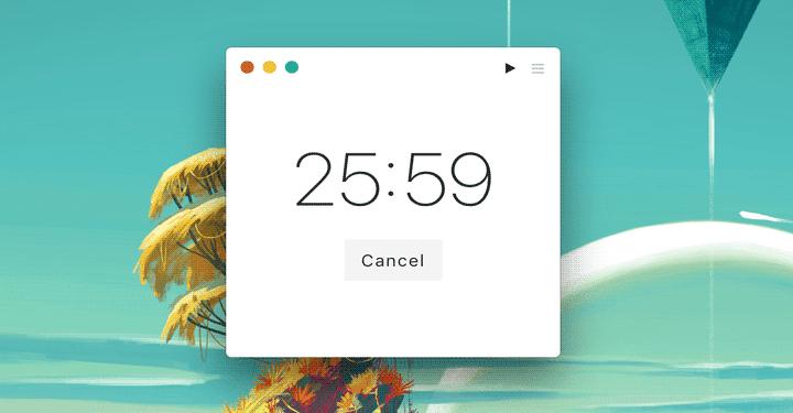 Thomas-Timer-App