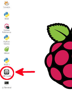 Setting-up-Raspberry-Pi-WiFi-Via-GUI