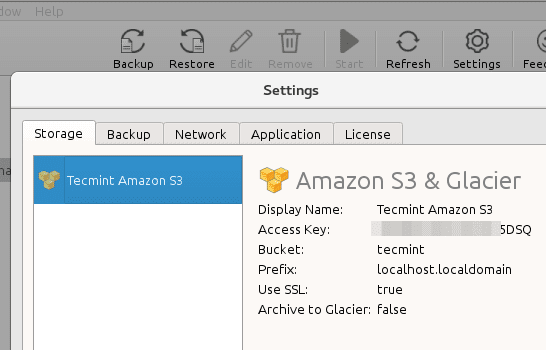 Amazon-S3-Backup-Storage