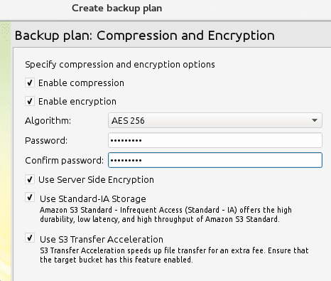 Enable-Compression-and-Encryption-on-Backup