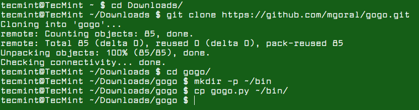 Install-Gogo-in-Linux