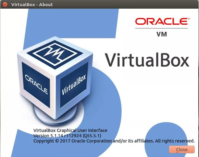 Установка последней версии Virtualbox с помощью PPA на Ubuntu