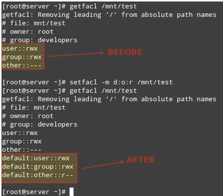 Set-Default-ACL-to-Linux-Directory