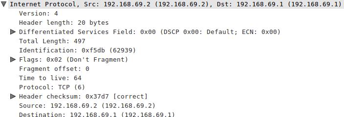 Wireshark-IP-Version-4-Fields