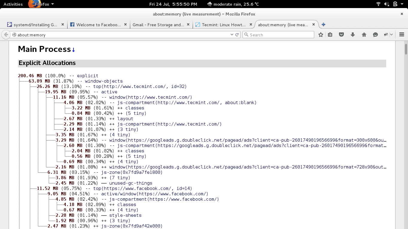 Firefox-Main-Processes