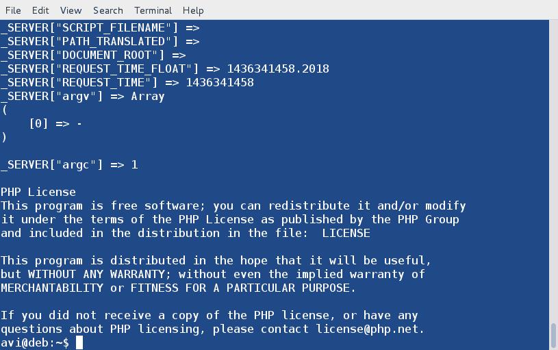 PHP-Debugging-Tool