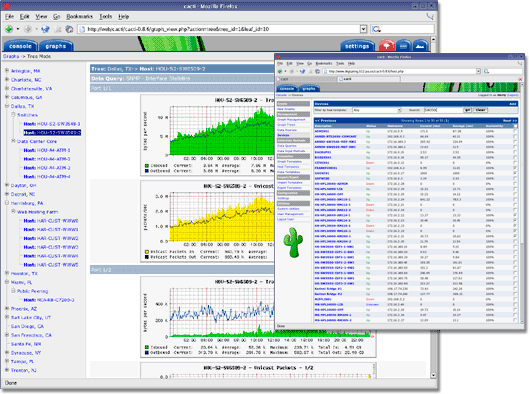 Cacti-–-Network-Monitoring-and-Graphing-Tool