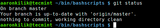 Check-Git-Status