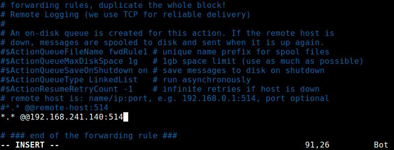 Configure-Rsyslog-Client