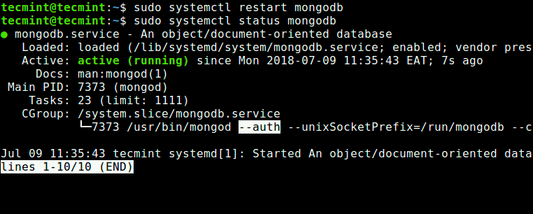 Verify-MongoDB-Authentication