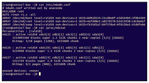 Linux-check-your-current-RAID-configuration