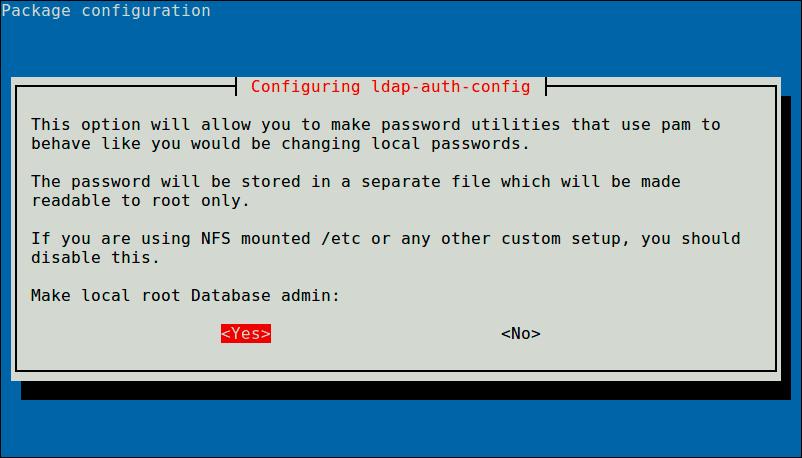 Make-Local-Root-Database-Admin