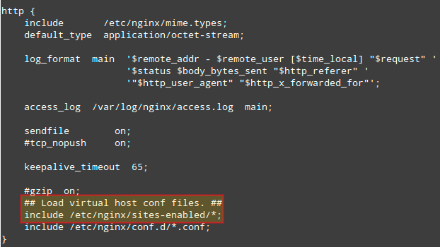 Configuring-Nginx-VirtualHost