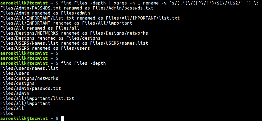 Rename-Files-and-Directory-Names-to-Lowercase