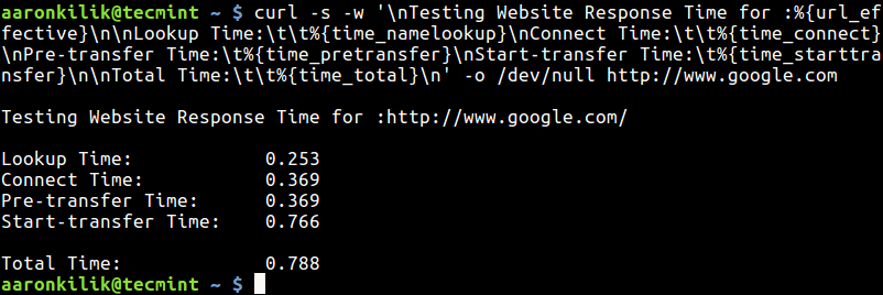 Test-Website-Loading-Speed