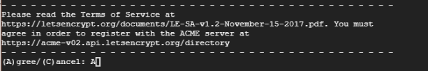 Accept-Let's-Encrypt-Terms-of-Service