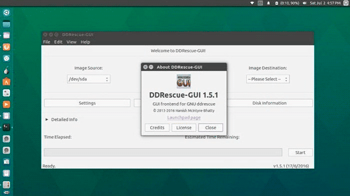 Ddrescue-Data-Recovery-Tool