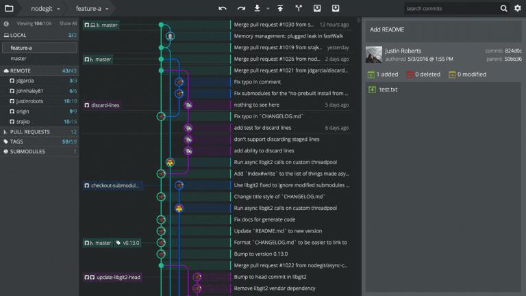 GitKraken-Git-Client-for-Linux