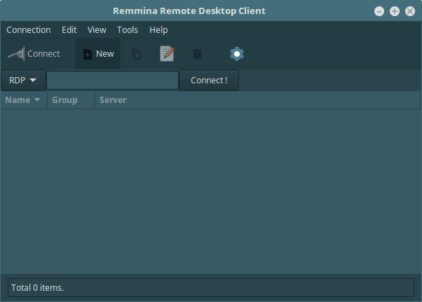 Remmina-Desktop-Sharing-Client