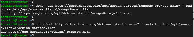Add-MongoDB-Repository-on-Debian