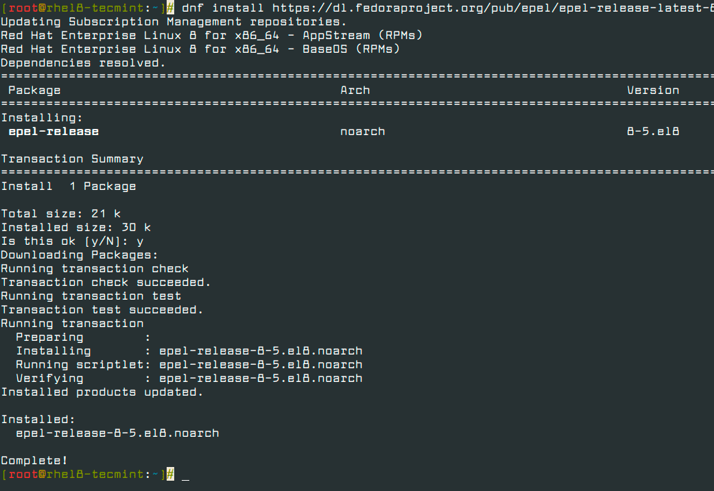Install-EPEL-Repo-on-CentOS-and-RHEL-8