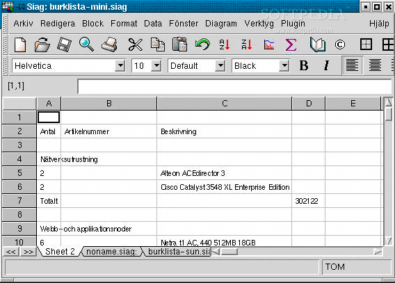 Siag-Office-for-Linux