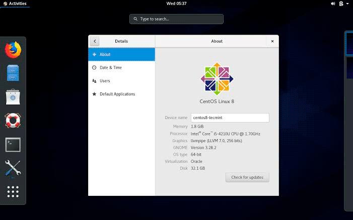 CentOS-Linux-Distro