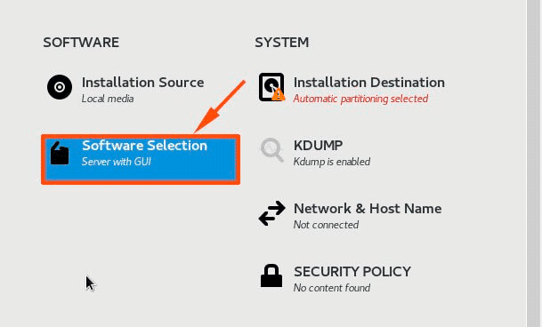 Choose-Software-Selection