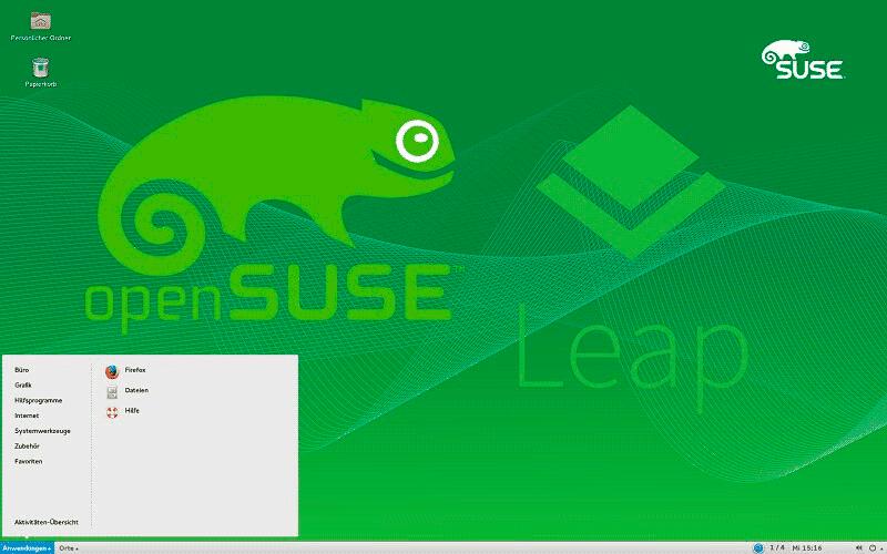 OpenSuse-Linux-Distro