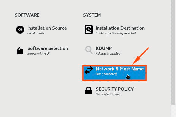 Select-Network-and-Hostname