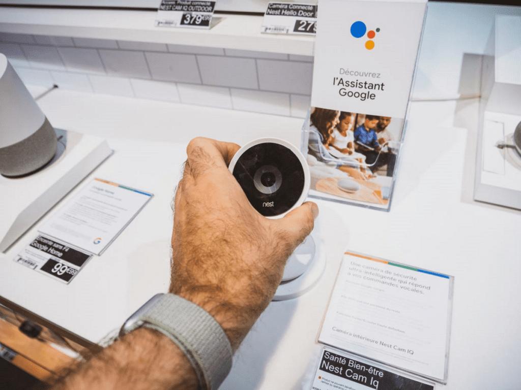 Устройства Nest и Ring ввели двухфакторную аутентификацию, специалист по информационной безопасности работа Киев