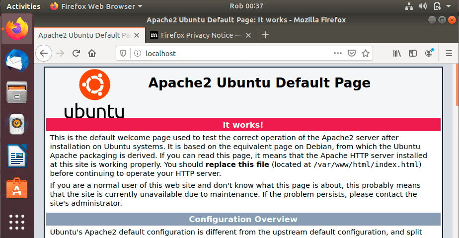 Verify-Apache-Page-in-Ubuntu