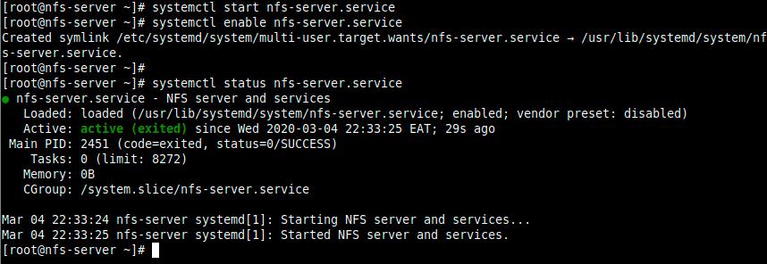 Verify-NFS-Server-Status