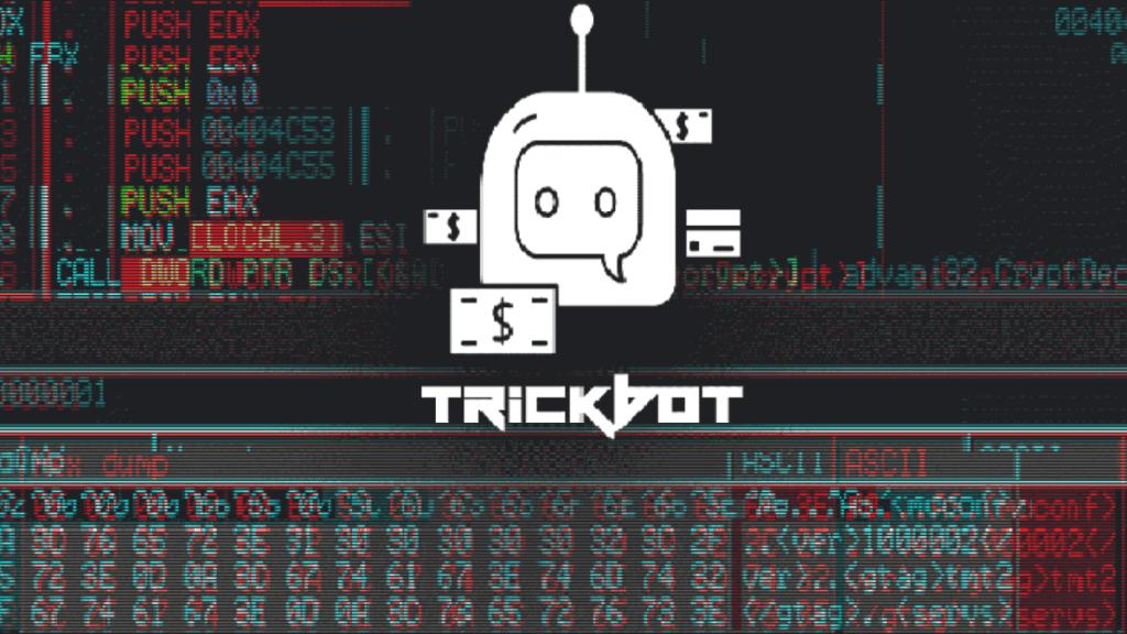 Вредоносное приложение от банкера TrickBot появилось в сети, защита информации курс лекции Одесса